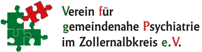 Logo Verein für gemeindenahe Psychiatrie im Zollernalbkreis e.V.